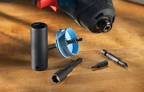 bosch impact tough accessories