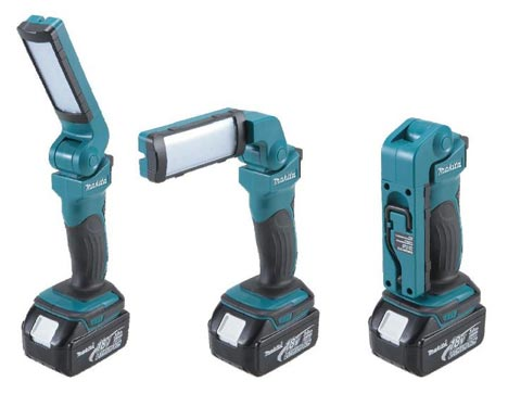 A Look At Makita S New 12 Led 18v Work Light Tool Rank Com