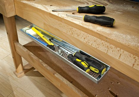 rockler undermount tray
