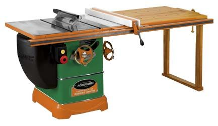 A Cabinet Saw for the man who has everything
