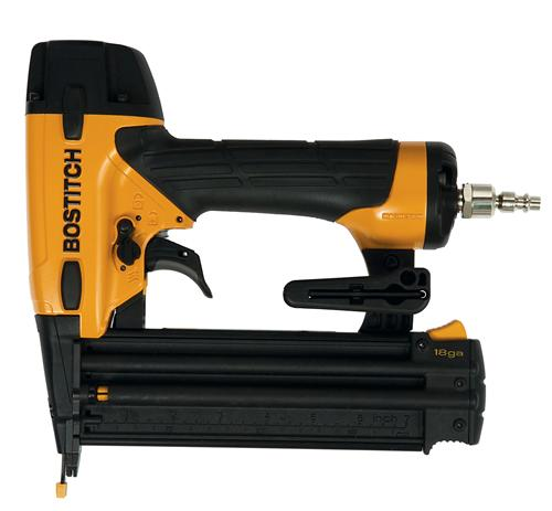 Bostitch bt1855k 18 gauge brad nailer