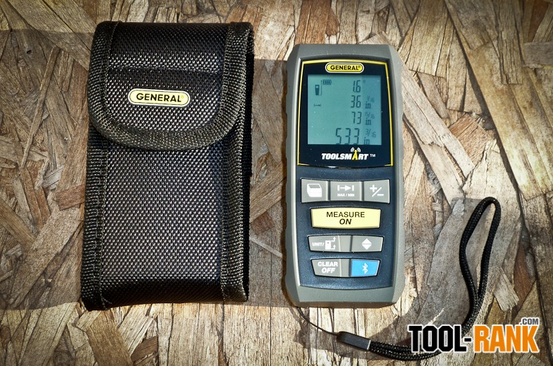 ToolSmart Laser Distance Measurer TS01