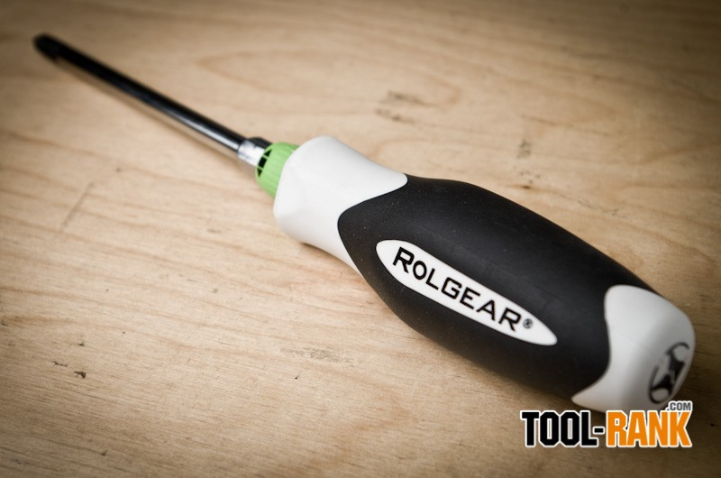 Rolgear Smooth Ratcheting Screwdriver Review