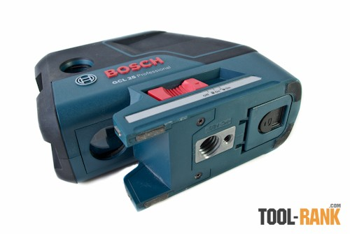 Bosch Gcl25 Self Leveling 5 Point Cross Line Laser Review