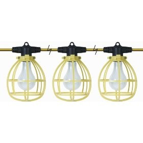 Job Site 100-Foot 1500-Watt Temporary String Light - E-400 Reviews - Tool-Rank.com