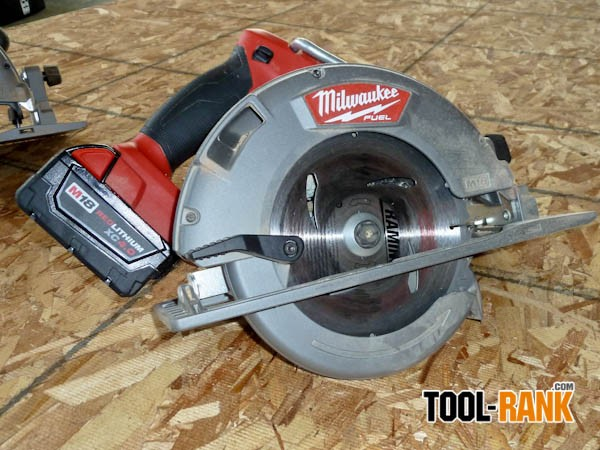 Milwaukee M18 Fuel Circular Saw
