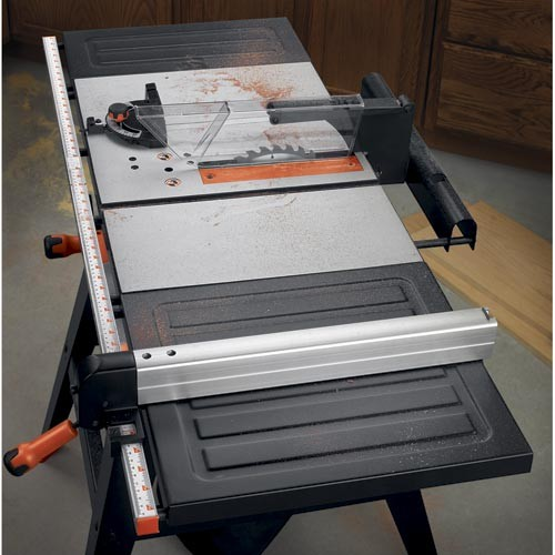 Power Tools Firestorm 10 Inch 15 Amp Table Saw With Stand