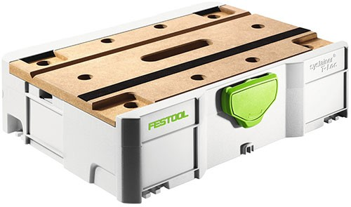New Festool Systainer With Built In Mft Workbench Top