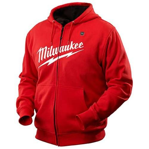 Milwaukee 2013 Heated Hoodies & Hand Warmers Up For Pre-Order - Tool