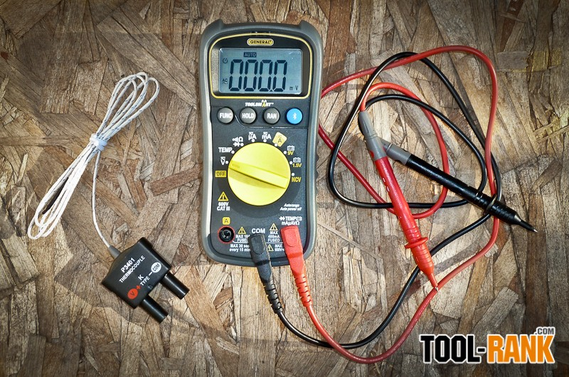 ToolSmart Digital Multimeter TS04