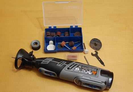 dremel 8200 12 volt rotary tool review tool. Black Bedroom Furniture Sets. Home Design Ideas