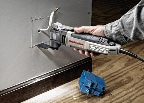 Rockwell Announces Four New Oscillating Multi Tools Tool