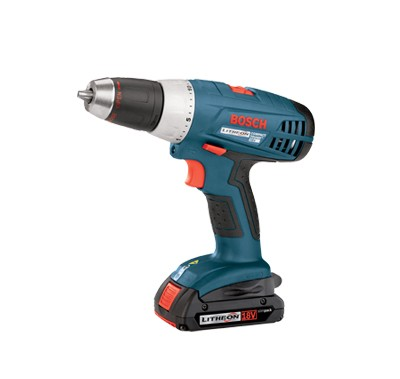 cordless tools bosch 18 volt litheon compact tough drill. Black Bedroom Furniture Sets. Home Design Ideas