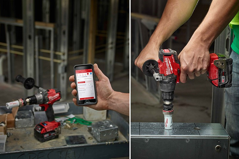 Milwaukee One-Key Tool Control App