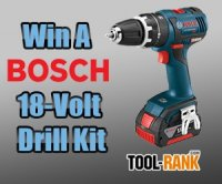 Bosch Drill Giveaway