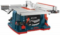 Bosch Announces REAXX GTS1041A Jobsite Table Saw With Flesh-Detecting Technology (Video)