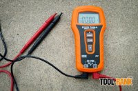 Klein MM500 Auto-Ranging Tough Multimeter
