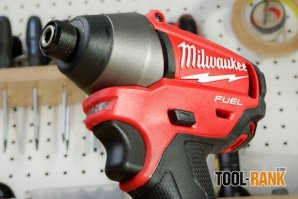 Milwaukee M18 Fuel Impact 2653-22