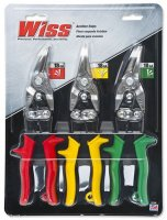 3-Piece Wiss Snips Set Price Reduction At Lowe's