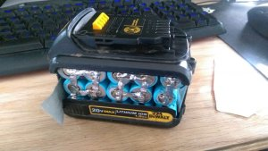 Have you seen this 8.1Ah DeWalt Battery Pack?