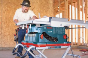 Limited-time Exclusive Discount On the Bosch Reaxx Table Saw