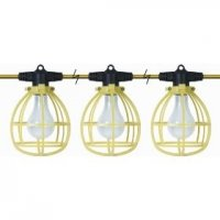 100-Foot 1500-Watt Temporary String Light - E-400