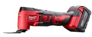 Milwaukee Announces M18 Cordless Oscillating Multi-Tool