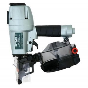 Hitachi NV65AH 2-1/2-Inch Coil Siding Nailer