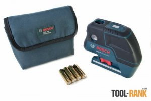 Bosch GCL-25 5-point line-laser level