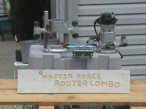 Master Force 2 HP Router