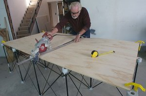 Centipede Sawhorse — From Crowdfunding To HomeDepot In only Two Years