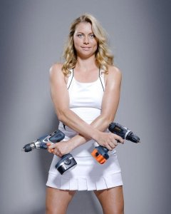 Power Tool Company Now Sponsoring Woman's Tennis