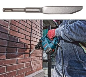 Bosch SDS-Plus Mortar Knife Attachment
