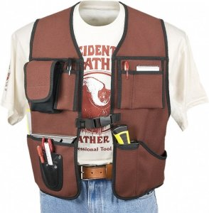 Occidental Leather Wants You To Get To Work With Their Get To Work Vest