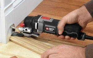 Latest Porter-Cable Oscillating Tool Gets A Power Upgrade And More