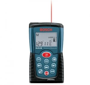 Bosch Digital Laser Range finder Kit - DLR130K