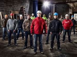 Milwaukee Heated Gear Family 2014