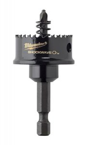 Milwaukee Shockwave Thin Wall Hole Saws Promise Faster Cleaner Cut In Metal
