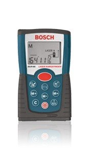 Bosch Digital Laser Range finder Kit - DLR165K