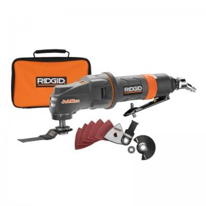 RIDGID PNEUMATIC JOBMAX MULTI-TOOL KIT $39 @ HOMEDEPOT