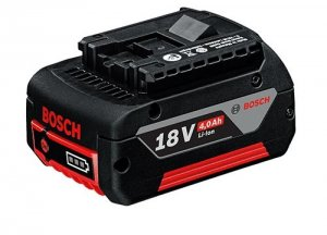 Bosch 4.0Ah Batteries