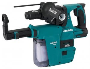 New 18V HEPA and 36V Cordless Rotary Hammers From Makita