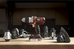 Black & Decker Intros Matrix Multi-Head Modular Tool System