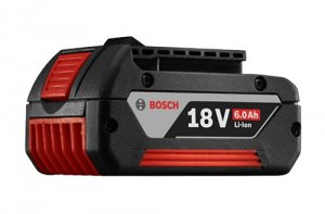 Bosch BAT622 6.0Ah 18V Battery