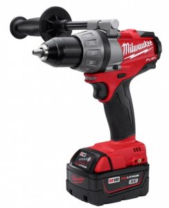 New Milwaukee M18 FUEL Brushless Drills Available Now