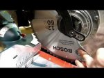 "Bosch GCM12SD Review - Axial Glide 12"" Miter Saw"