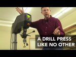 First Look at the NOVA Voyager Drill Press