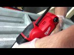 New Milwaukee M12 12-volt Caulking Gun