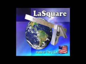 "LaSquare - 2"" Wide Based Combination Square"