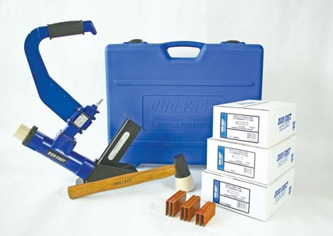 New Duo Fast Flooring Fastening Nailers Get A 10 Year
